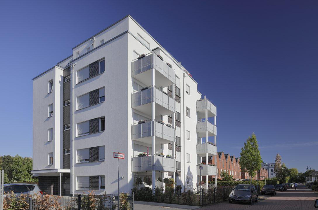 18 Wohnungen, Am gebrannten Heidgen 19 in Duisburg-Wanheim-Angerhausen