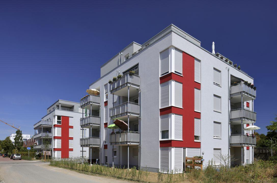 30 Wohnungen mit Wohngemeinschaft