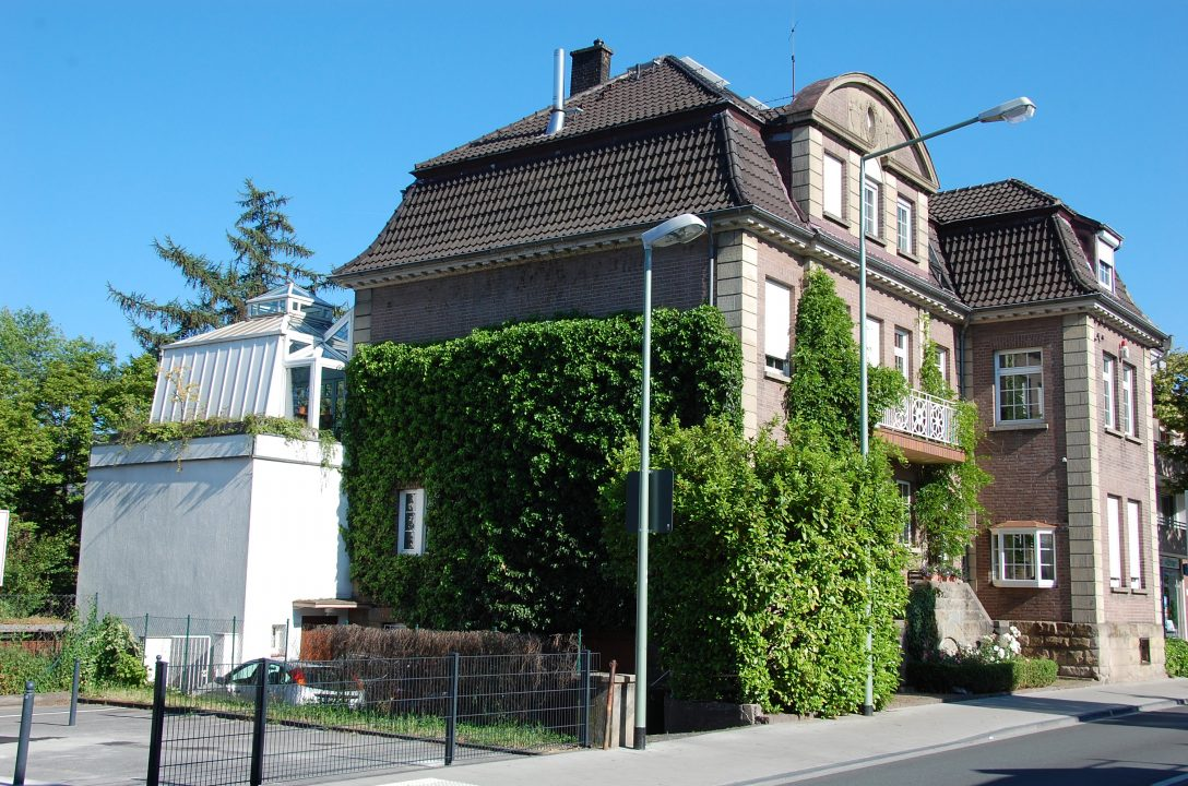 Umbau von Villa in Eigentumswohnungen