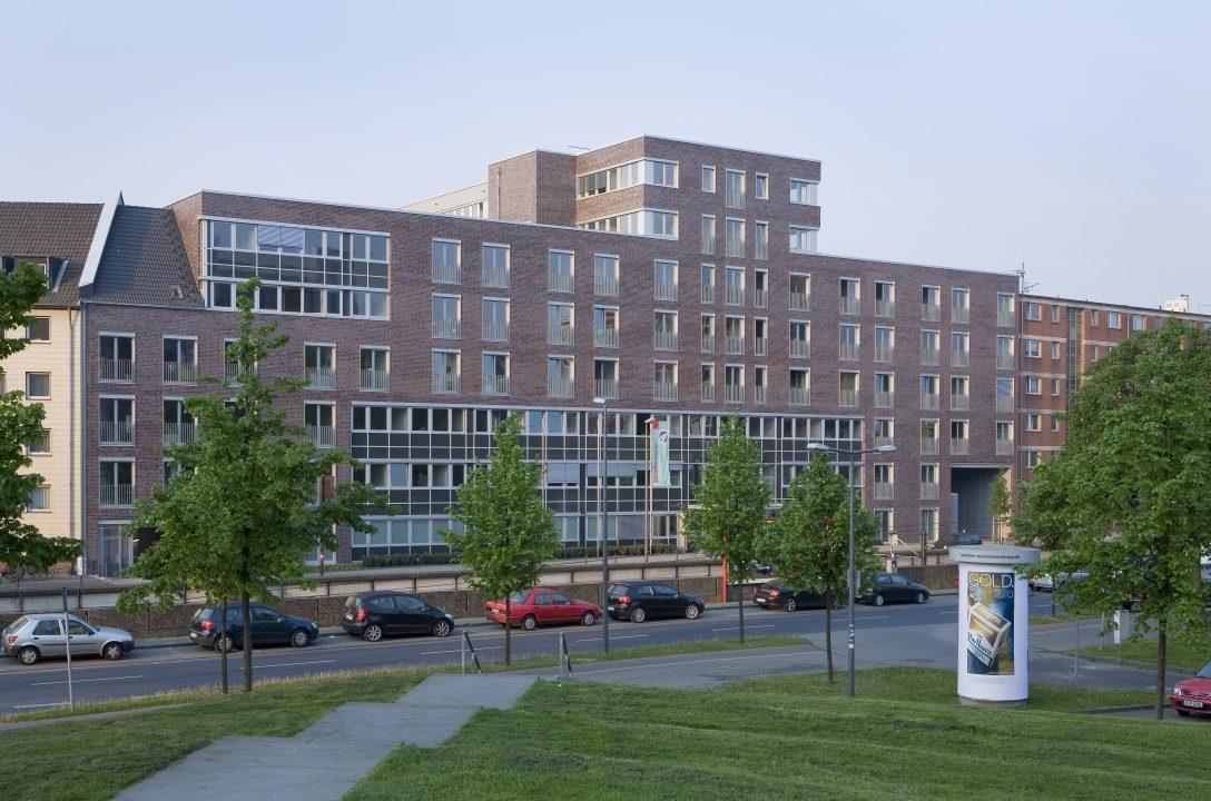 Verwaltungsgebäude für Straßen NRW