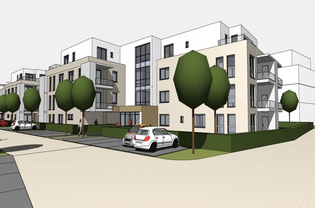 """48 Service-Wohnungen im """"Gesundheitspark Emmerich"""","""
