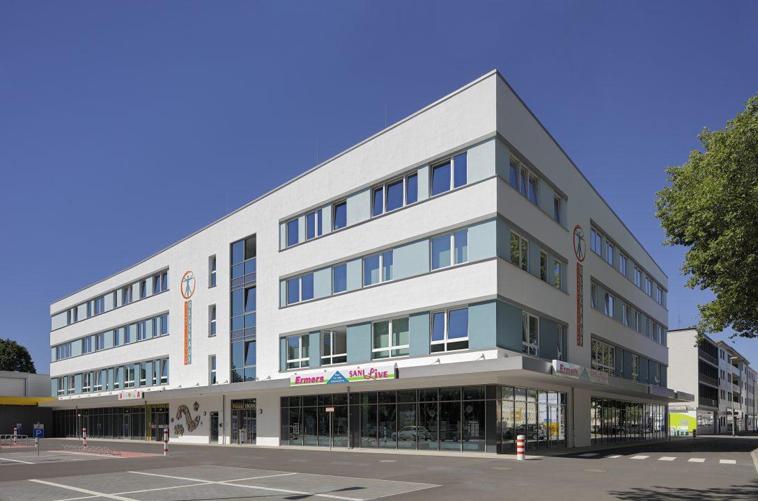 """Medizinisches Zentrum """"Glückaufplatz"""""""
