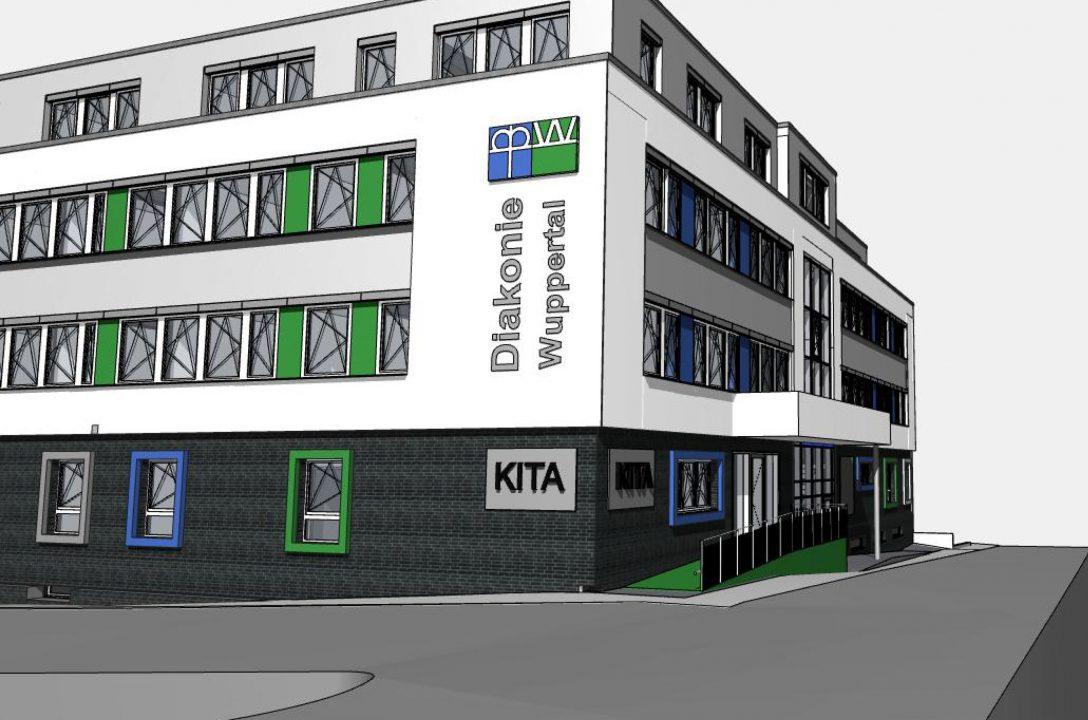 KiTa 3 Gruppen für die Diakonie Wuppertal