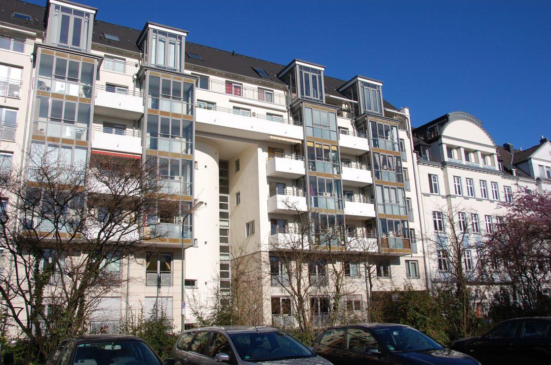 Kaiserswerther Str. in Düsseldorf