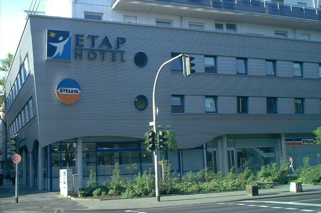 Economie-Hotel ETAP (heute IBIS)