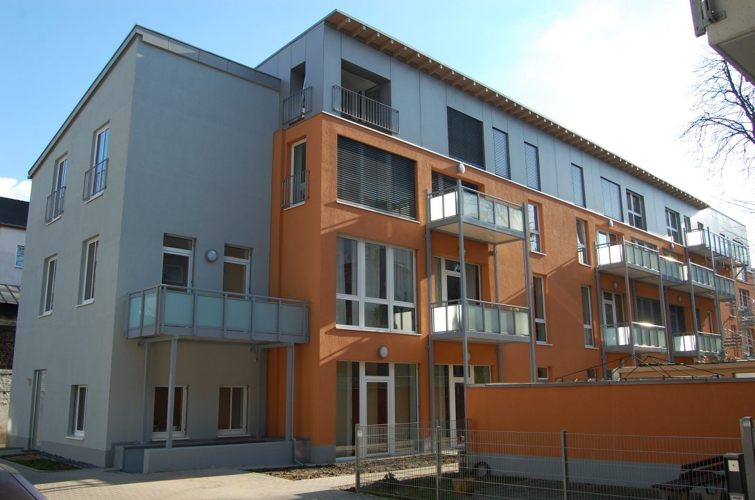 Umbau von Fabrik in Wohnungen