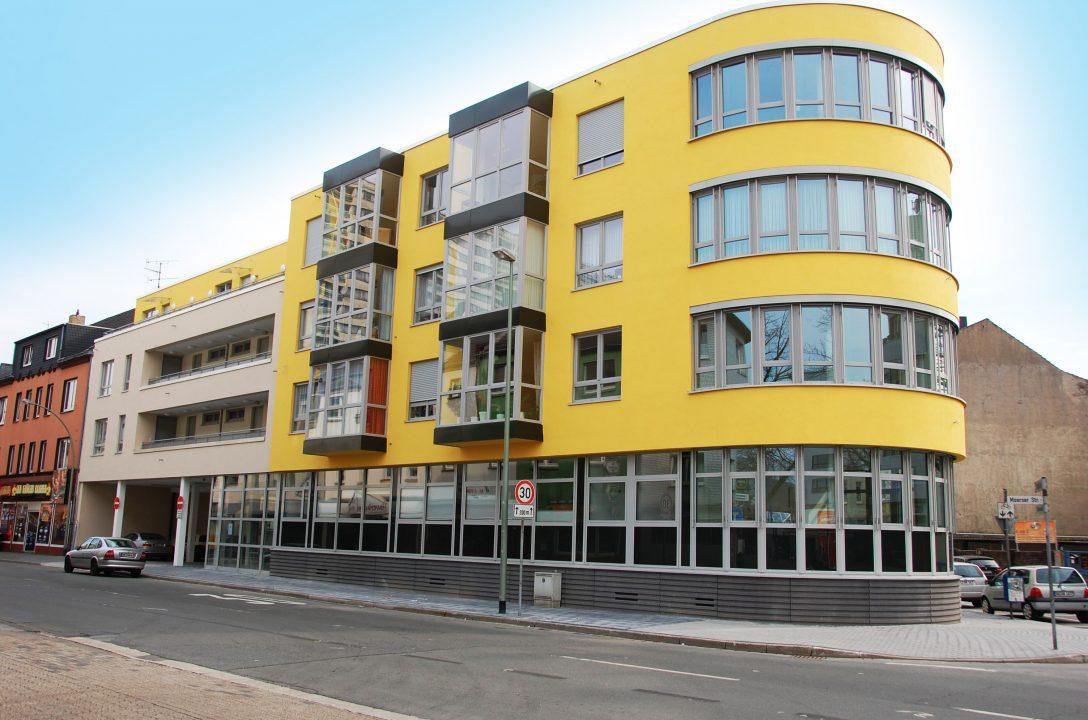 28 Service-Wohnungen mit Tagespflege und Sozialstation