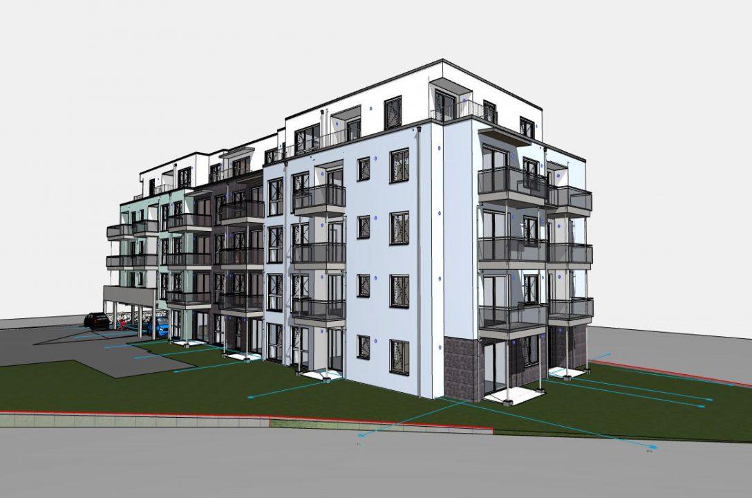 34 Wohnungen, Sternbuschweg 362 in Duisburg-Neudorf